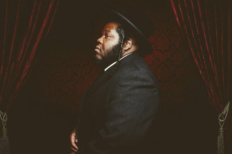 Photo du rappeur Nissim Black Jewpop