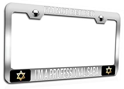 Photo d'une plaque saba Jewpop