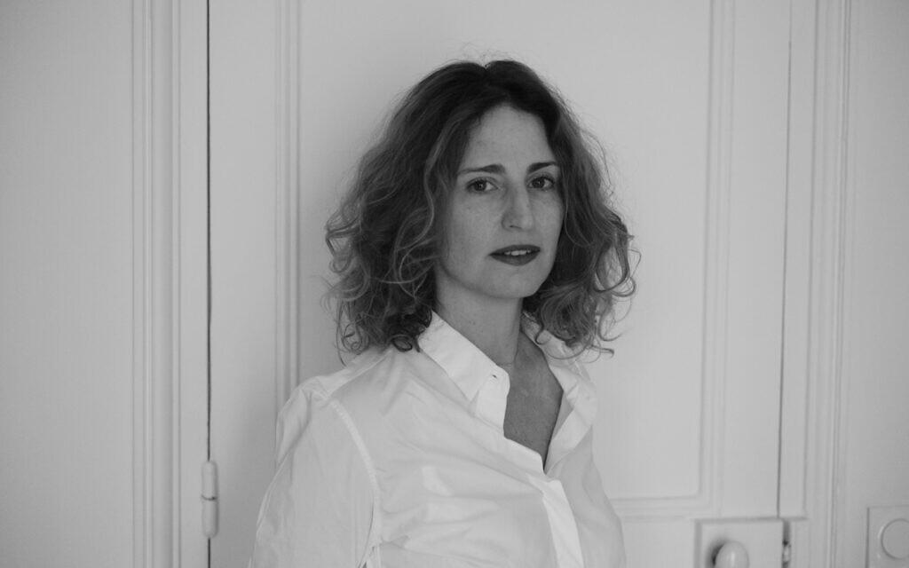 Photo de la réalisatrice Sophie Nahum par Keren Ann Jewpop