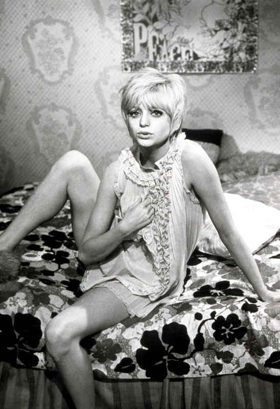 Photo d el'acrice Goldie Hawn Jewpop