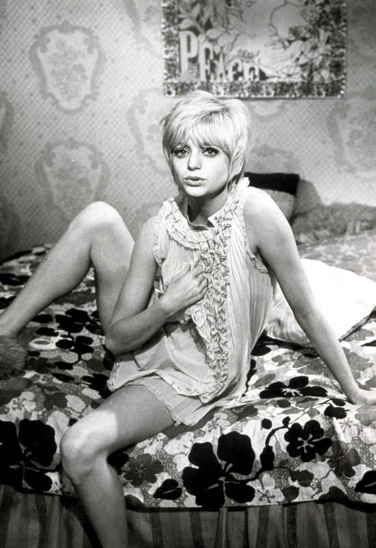 Photo d el'acrice Goldie Hawn Jewpop
