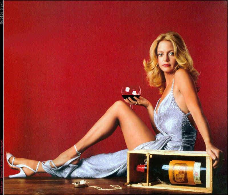 Photos de l'actrice Goldie Hawn Jewpop