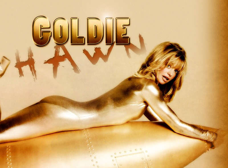 Photo de l'actrice Goldie Hawn Jewpop