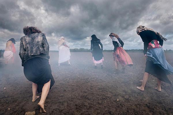 Les limaces, photo de Marianne Rosensthiel halakha mikvé jewpop