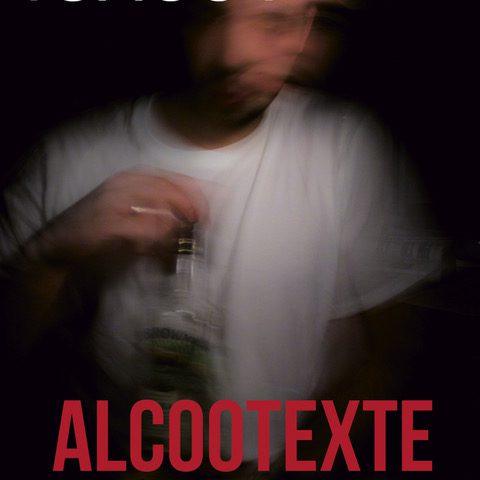 """Couverture du numéro """"Alcootexte"""" du magazine Tenou'a Jewpop"""