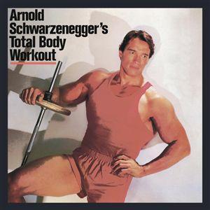 Pochette du disque Total Body Workout Arlond Schwarzenneger Jewpop