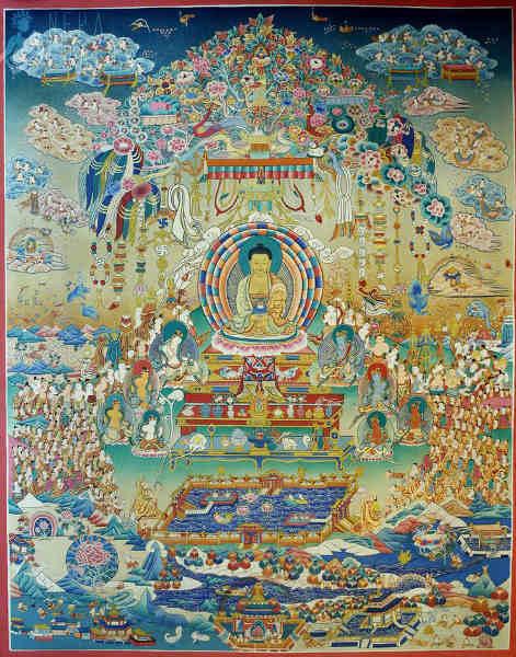 Nirvana bouddhisme Jewpop