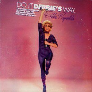 Pochette album Debbie Reynolds Jewpop