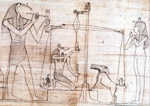 Rituel funéraire égyptien Jewpop