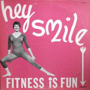Pochette du disque Hey Smile Fitness Jewpop