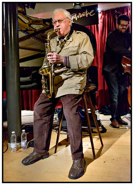 Photo de Lee Konitz jewpop