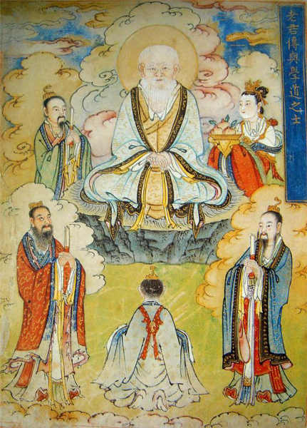 Taoisme paradis Jewpop