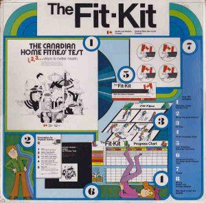Pochette albul The Fit Kit Jewpop