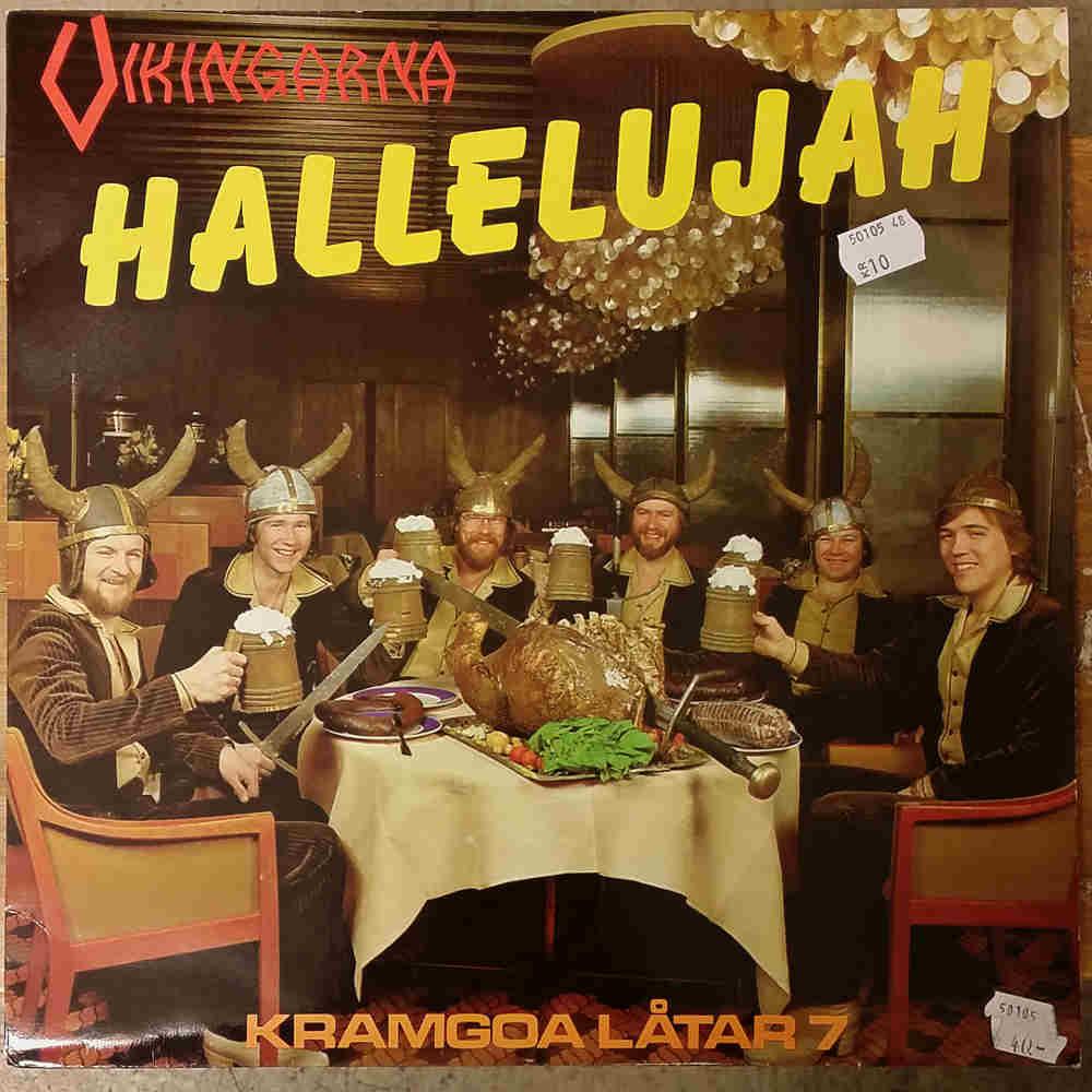Pochette de disque suédois Jewpop