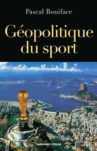 Couverture du livre de Pascal Boniface Géopolitique du sport Jewpop