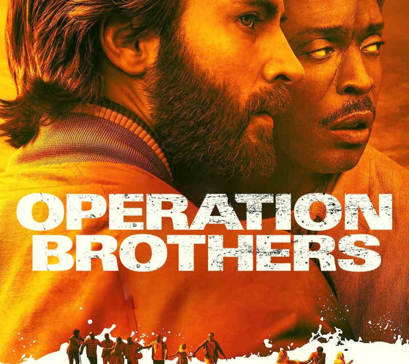 Affiche du film Operation Brothers Jewpop
