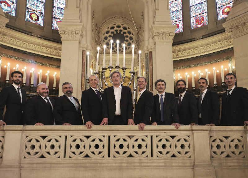 Choeur de la grande synagogue de La Victoire Jewpop