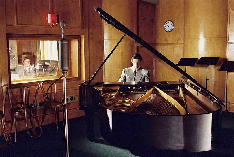 Adiran Brody le Pianiste Polanski