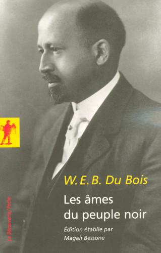 Couverture du livre de William Du Bois Les âmes du peuple noir Jewpop