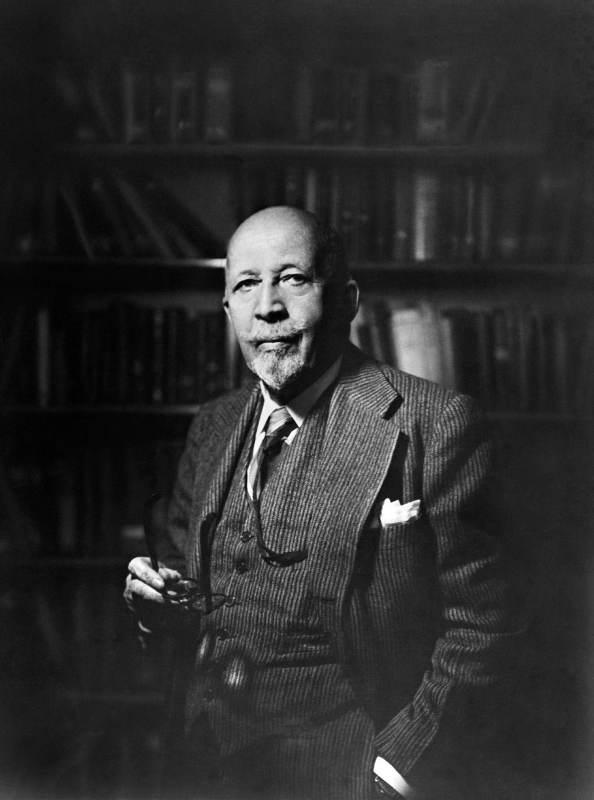 William Du Bois Jewpop