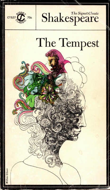 The tempest Shakespeare Milton Glaser Jewpop