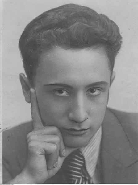 Wladyslaw Szpilamn jeune