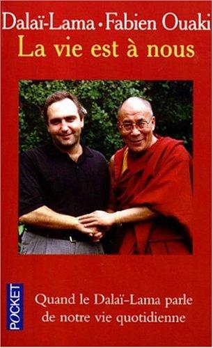 Couverture du livre fabien Ouaki Dalaï Lama Jewpop