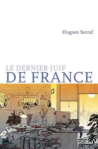 Hughes Serraf livre Jewpop