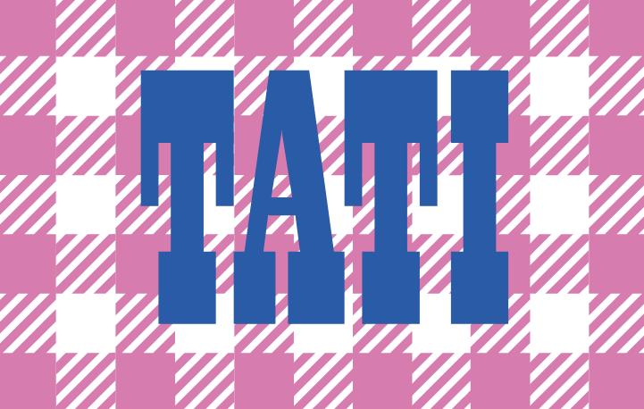 Logo Tati Jewpop