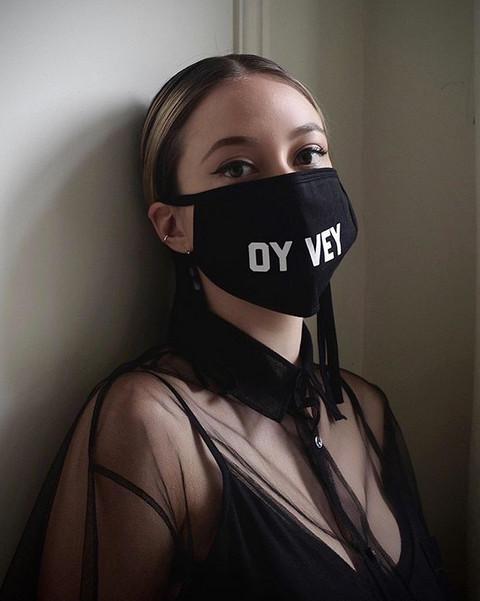 Masque Oy vey Jewpop