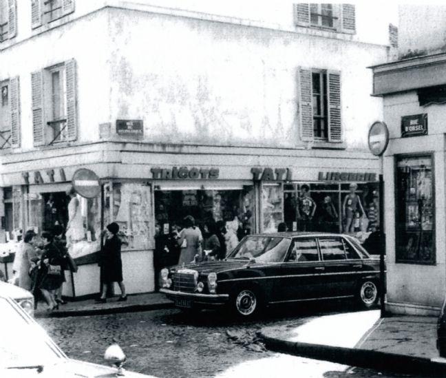 Premier magasin Tati jewpop