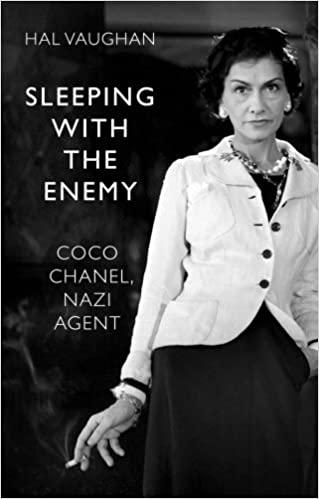 Coco Chanel Hal Vaughn Jewpop