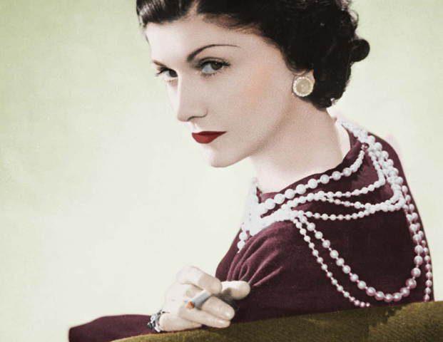 Coco Chanel Jewpop