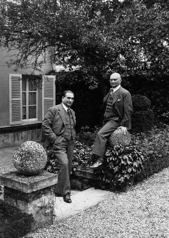 Frères tharaud 1932 Jewpop