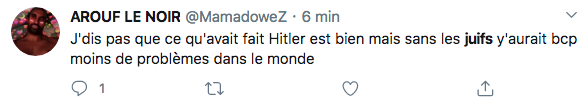 Tweet Freeze Corleone Jewpop