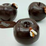 Pommes chocolat Rosh Hashana Jewpop