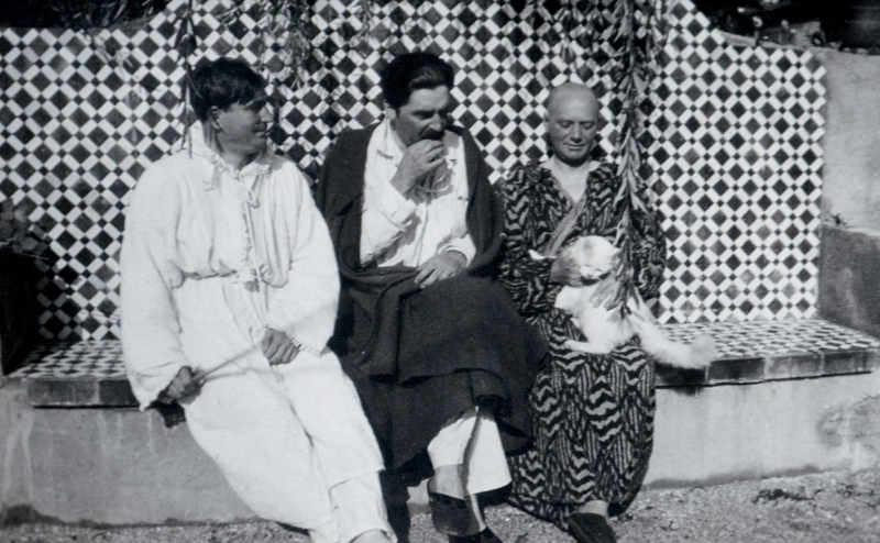 Photo des frères Tharaud Maroc Jewpop