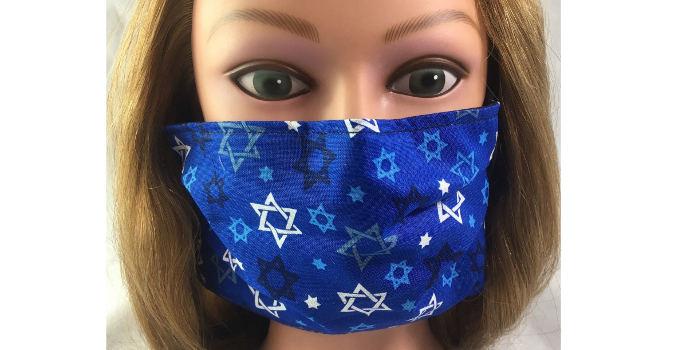 masque Tichri femmes Jewpop