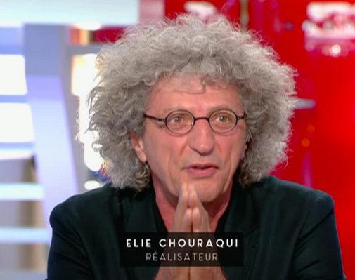 Elie Chouraqui Jewpop