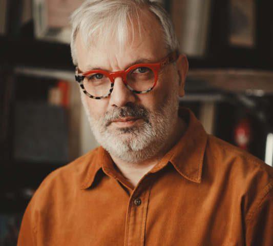 Portrait de Jean-Christophe Attias Jewpop