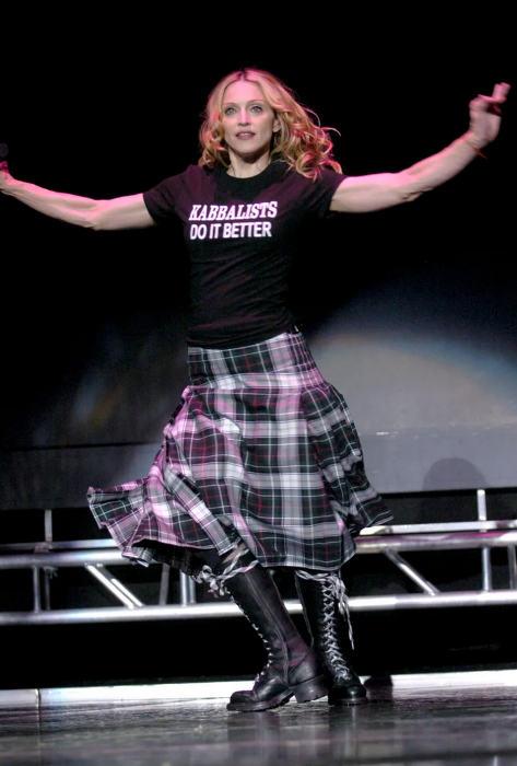 Madonna Kabbale Jewpop
