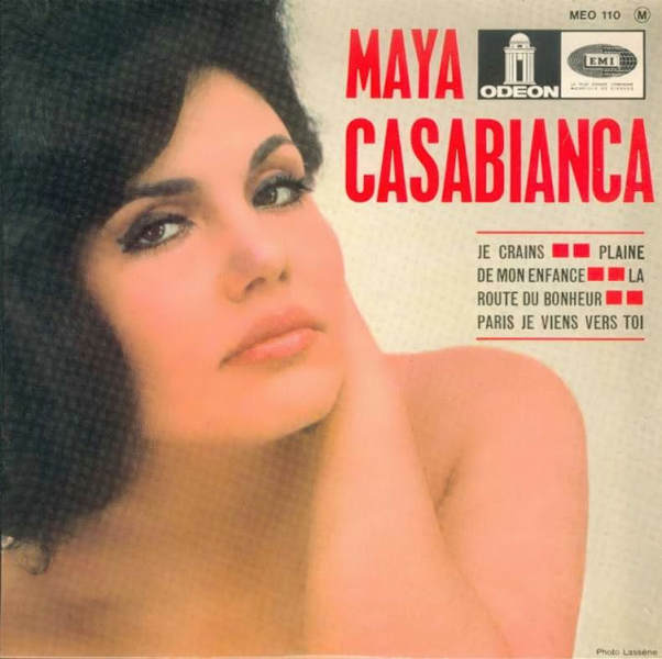 Maya Casabianca Jewpop