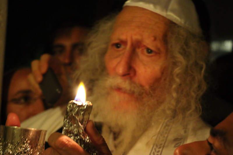 Rabbin Israel Berland Jewpop