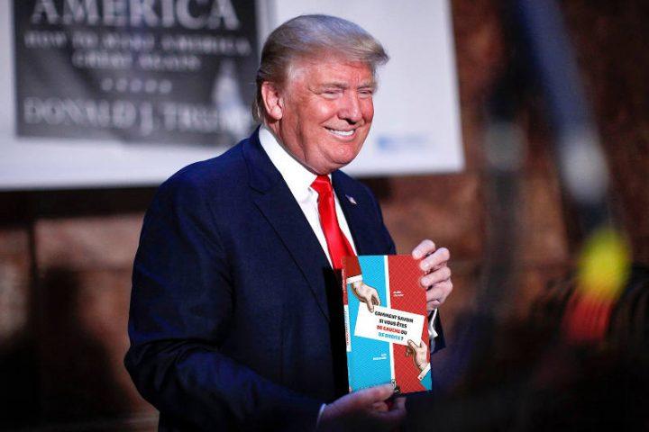 Donald Trump Jewpop