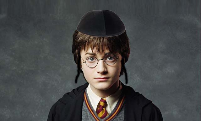 Harry Potter juif sorcellerie Jewpop