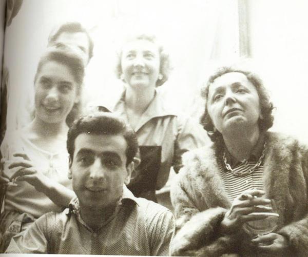 Robert Castel et Edith Piaf Jewpop