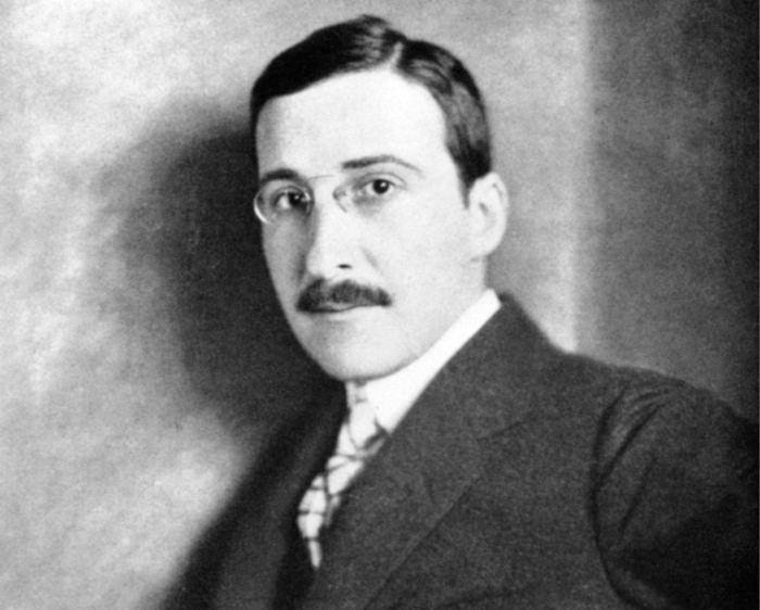 Stefan Zweig Europe Jewpop