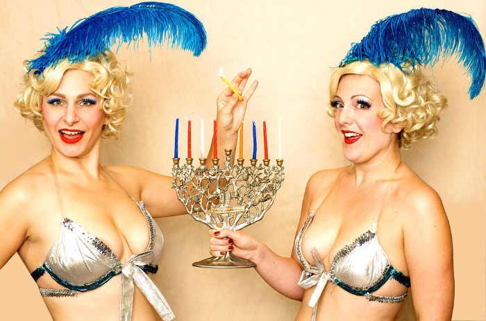 Shlep Sisters Jewpop