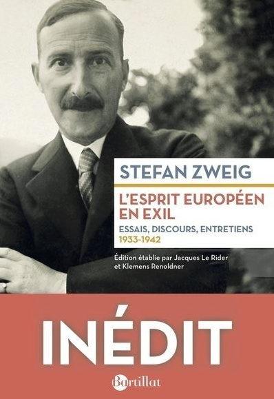 Couverture du livre de Jacques Le Rider Stefan Zweig Jewpop