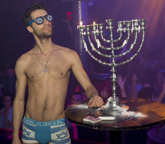 Hanoukia sexy Jewpop